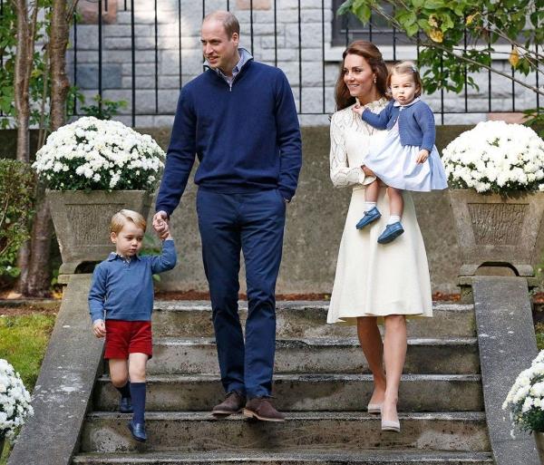 Принц Уильям случайно рассекретил пол будущего ребенка