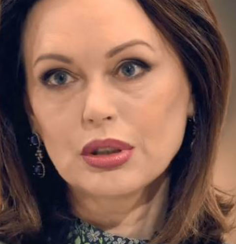 Ирина Безрукова вспомнила о последних днях жизни своего ребенка