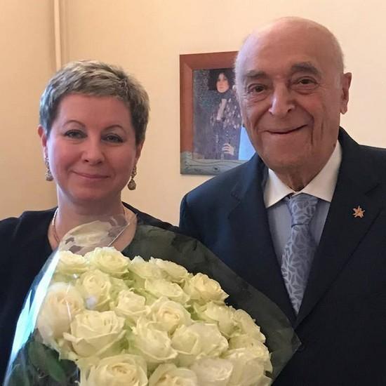 Супруга Владимира Этуша высказалась о его госпитализации
