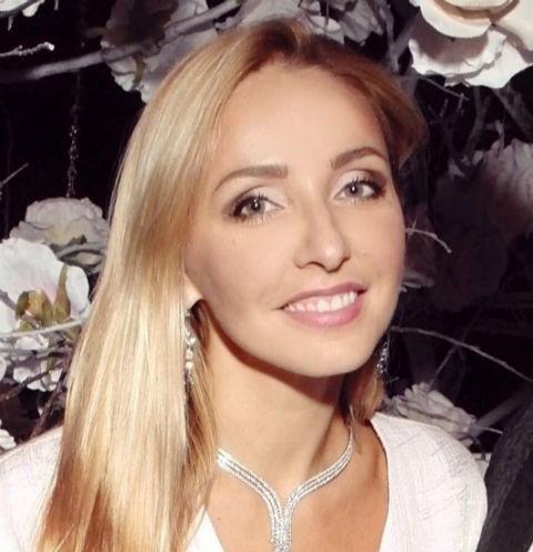Татьяна Навка зарабатывает в 14 раз больше супруга