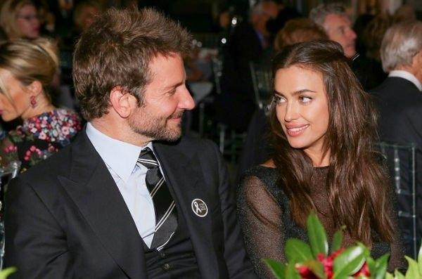 Ирина Шейк и Брэдли Купер застукали во время свидания в Малибу