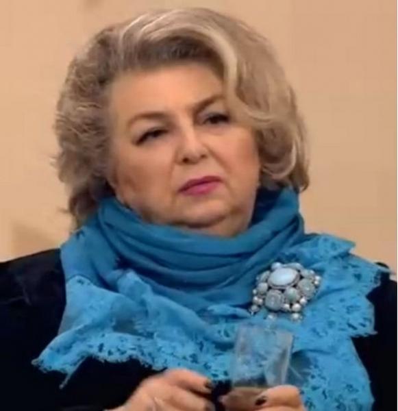 Татьяна Тарасова призналась, что смогла смириться с тем, что у нее нет детей