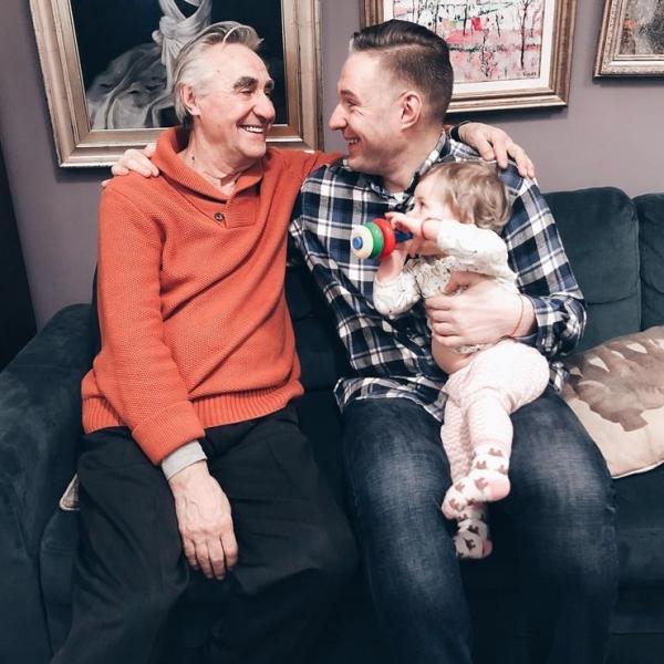 Сын Татьяны Васильевой показал идиллию с отцом и дочерью после конфликта