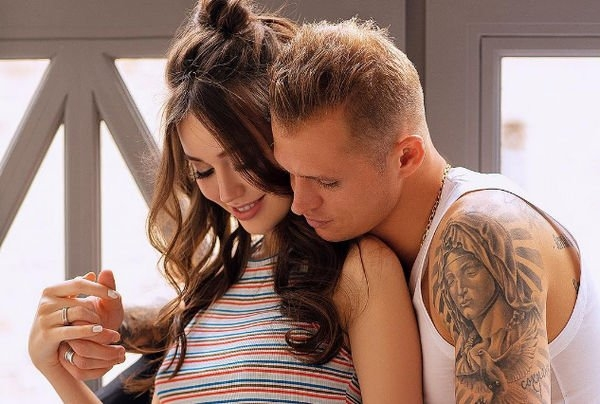 Дмитрий Тарасов рассказал, когда Анастасия Костенко подарит ему дочь