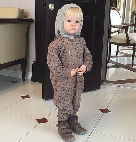 Яна Рудковская призналась в использовании ремня для воспитания младшего сына