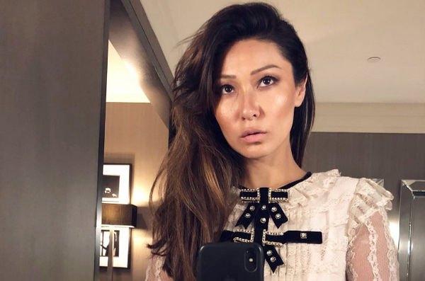 Марина Ким опубликовала обнаженное фото
