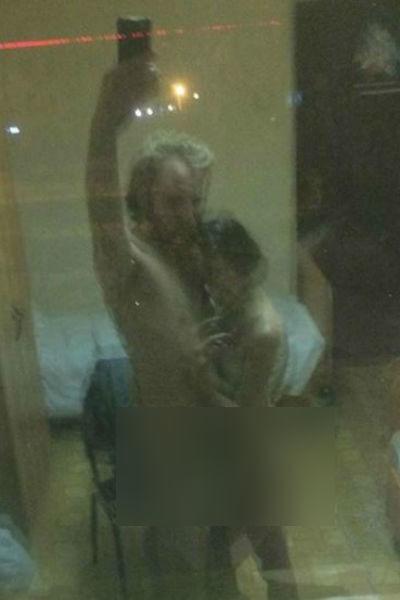 Экс-священник из «Дома-2» выложил в Сеть интимные кадры