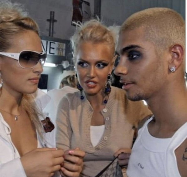 Раритетное фото Тимати с макияжем произвело фурор в Сети