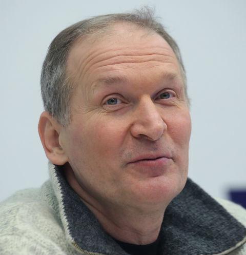 Федор Добронравов заметно похудел