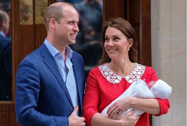 Новые снимки новорожденного принца произвели фурор в Сети