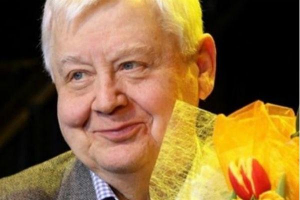 Вдова Вячеслава Невинного предчувствовала скорую смерть Олега Табакова
