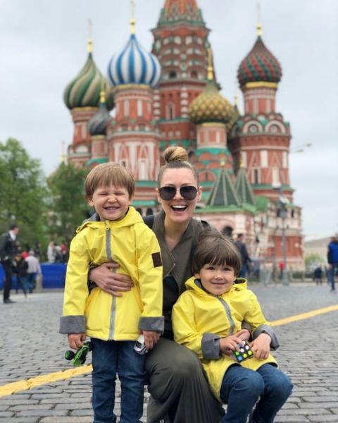 Мария Кожевникова сообщила об успехах своих сыновей
