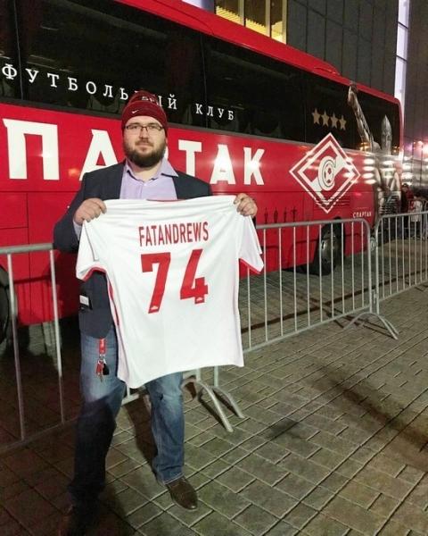 Дмитрия Тарасова заподозрили в агрессивном нападении на болельщика