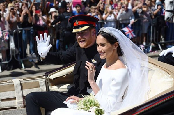 Отец Меган Маркл поделился впечатлениями от свадьбы дочери с принцем Гарри