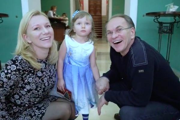 Алексей Гуськов тяжело пережил гибель отца