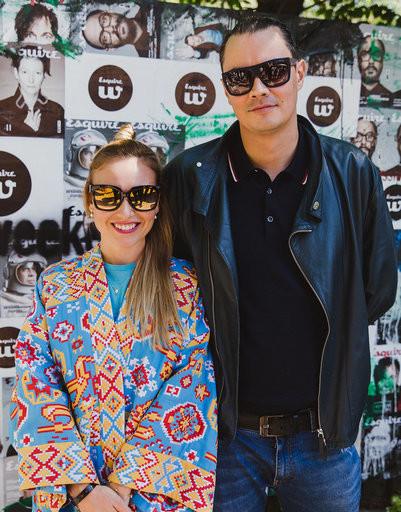 Летучая, Собчак и Фадеев пообщались с фанатами на модном фестивале