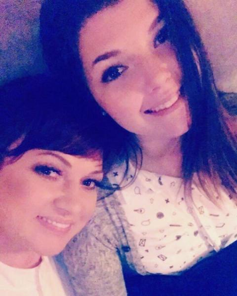 Дочь Ольги Картунковой невероятно похожа на свою маму