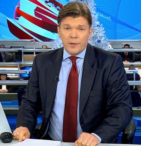 Кирилл Клейменов попрощался с должностью ведущего программы «Время»