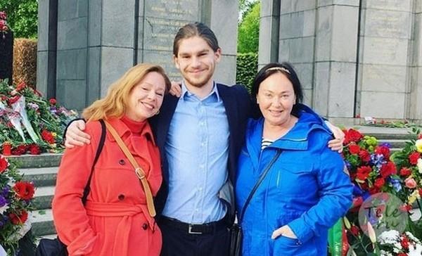 Лариса Гузеева ругает подругу из-за сына