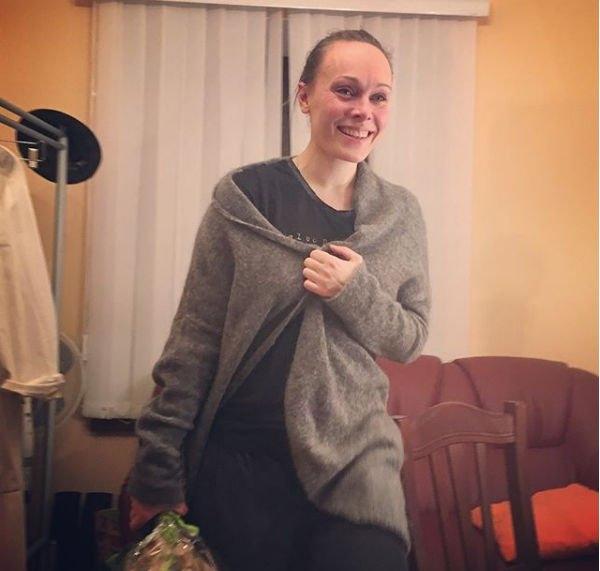 Ольга Ломоносова ради хорошего заработка согласилась на съемки в сериале