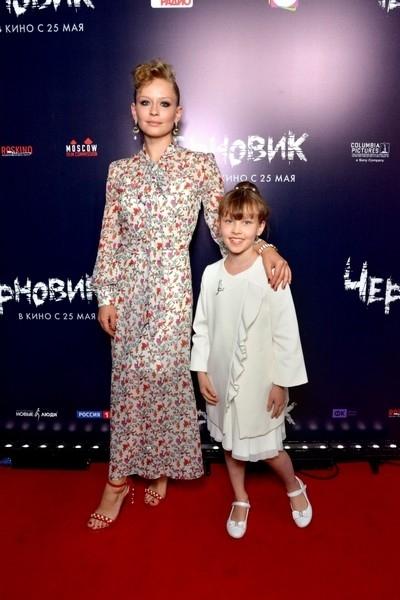 Пересильд и Учитель поздравили дочь с дебютом в кино