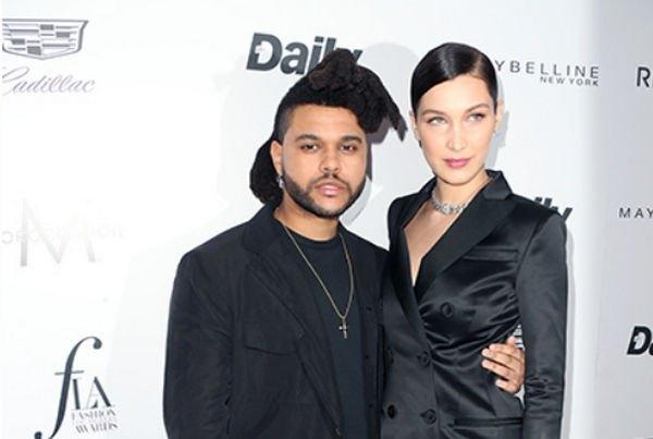 Белла Хадид и The Weeknd открыто демонстрируют свои чувства друг к другу