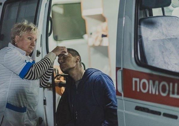 Милошу Биковичу на съемках понадобилась помощь врачей