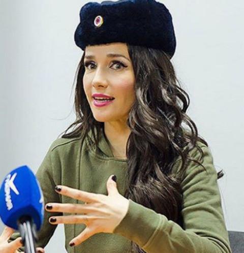 Поклонники в восторге от пения Наталии Орейро на русском