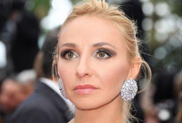 Татьяна Навка в неудачном наряде подверглась жесткой критике