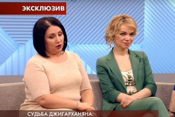 Цымбалюк-Романовская оправдалась за отсутствие интима в браке с Джигарханяном