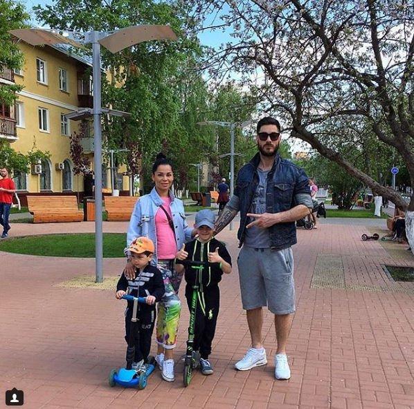 Юлия Салибекова готовится к рождению третьего ребенка