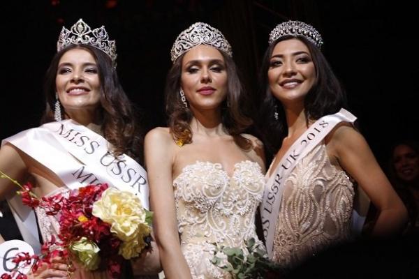 Зарина Кинг покорила Лондон узбекской красотой