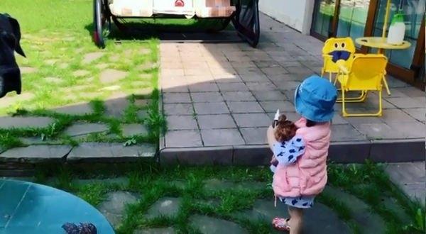 Екатерина Климова восхитила снимком маленькой дочери