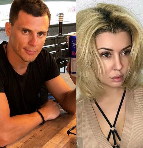 Звезда «Дома-2» Иван Барзиков угнал авто бывшей девушки