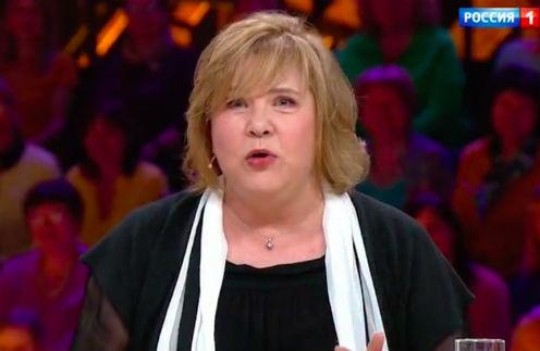 Татьяна Догилева поразила зрителей внешним видом