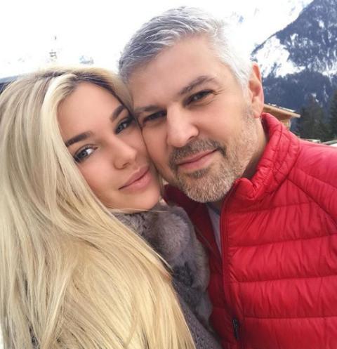 Возлюбленная олигарха Саркисова в ужасе от нянь