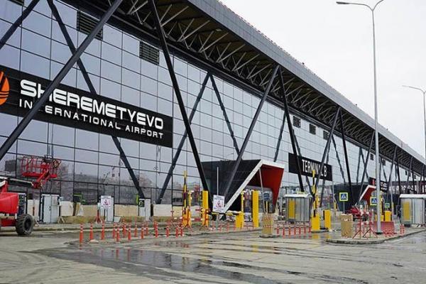 Аэропорты Москвы выбирают качество Алюминстрой