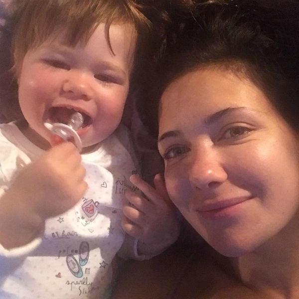 Екатерина Климова считает себя плохой матерью