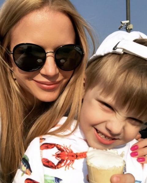 Юлия Михальчик не получает никакой финансовой помощи на содержание сына от экс-супруга