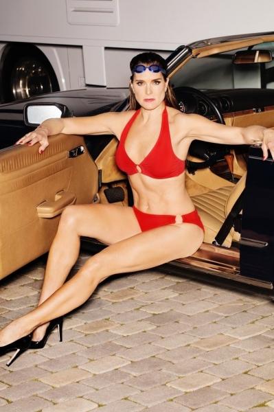 В сеть попали фото с 52-летней Брук Шилдс в бикини