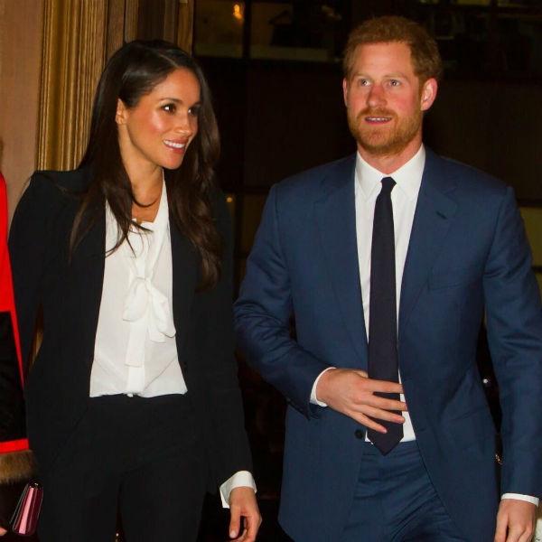 Свадьба года: Меган Маркл и принц Гарри отправляются под венец - ОНЛАЙН