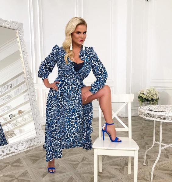 Анна Семенович опять резко похудела