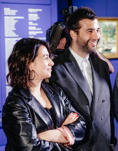 Иван Ургант продемонстрировал идиллию с женой на светском рауте