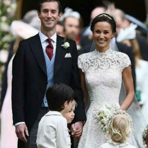 По-королевски: самые шикарные свадьбы монарших особ