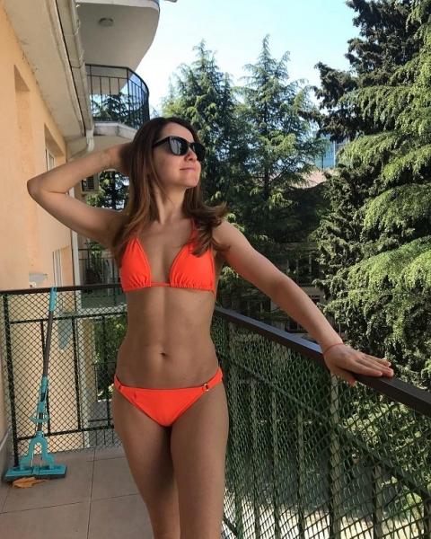 Снимок 40-летней Валентины Рубцовой в бикини произвёл фурор