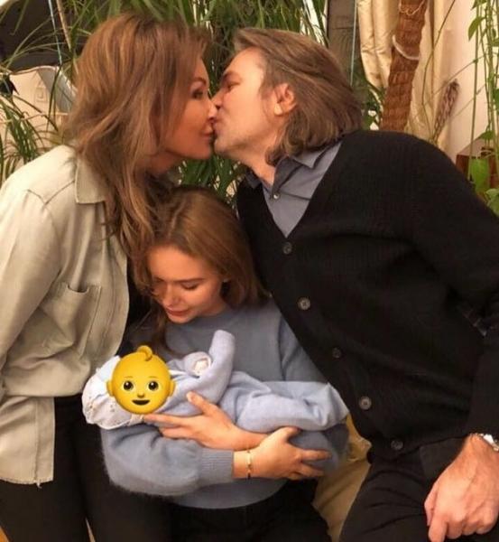 Дмитрий Маликов показал сына