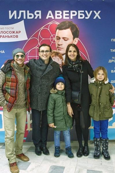 Сергей Безруков и Анна Матисон готовятся к пополнению в семье