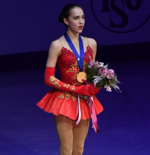 Европейские спортивные чиновники выступили против Загитовой и Трусовой