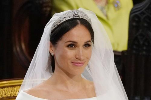 Сколько стоит свадебное платье Меган Маркл?