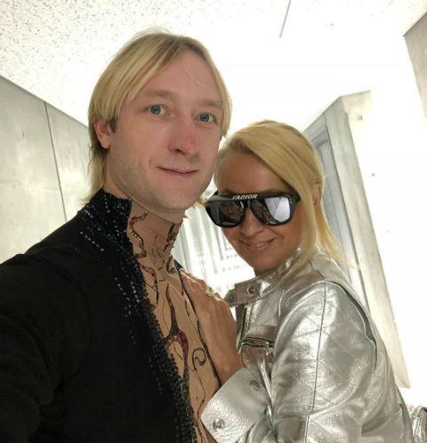 Яна Рудковская готовится к рождению дочери